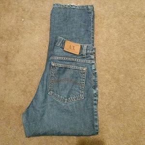 Size 12 Armani Exchange Jeans